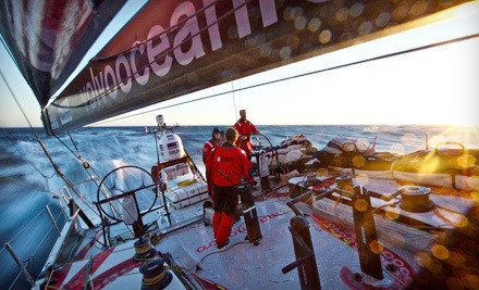 Volvo Ocean Race on Fri., May 11 to Sun., May 13: VIP Access for 1 (a $400 value) - Volvo Ocean Race in Miami