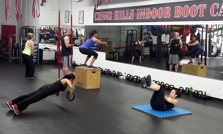 $49 for One Unlimited Month of Bootcamp at The Next Level Gym (Up to $150 Value)