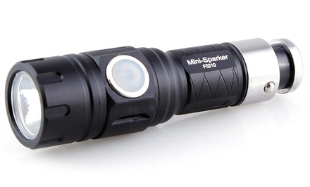 Weiita Car-Charging Flashlight
