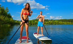 Endless Summer SUP and Kayak Hire: One-Hour SUP or Kayak Hire for One ($10) or Four People ($35) at Endless Summer SUP and Kayak Hire (Up to $80 Value)