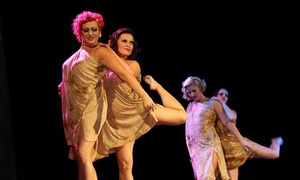 Cin City Burlesque: Cin City Burlesque on Saturday, February 13, at 7 p.m. and 10 p.m.