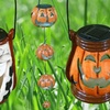 Solar Halloween Lantern Lights