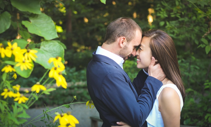 Liane Rae Photography - Ann Arbor: 120-Minute Engagement Photo Shoot with Photo-Review Session and Retouched Images from Liane Rae Photography (50% Off)