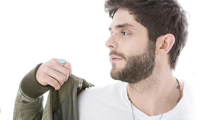 """Thomas Rhett """"Tangled Up"""" Album Release Concert - AT&T Stadium: Thomas Rhett """"Tangled Up"""" Album Release Concert with T-Shirt and Digital Download on September 23 at 6:00 p.m."""