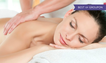 Spa Bath and One-Hour Therapeutic Massage for Two at Lavender Hill Spa ($378 Value). Two Options Available.