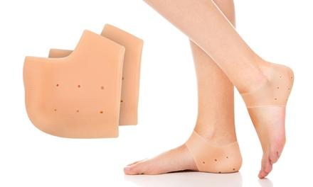 1, 2, 3 of 4 siliconen hielbeschermers om pijn in de voet te verlichten