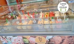 Gelateria Venezia: Gelateria Venezia – Setor Bueno: 2 ou 4 gelatos e águas