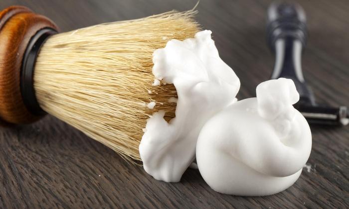 Prestige Cuts - Bill Arp: A Men's Haircut and Shave from Prestige Cuts (54% Off)