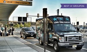 Newark Airport Long Term Parking: Five, Seven, or 14 Days of Airport Parking at Newark Airport Long Term Parking (Up to 48% Off)