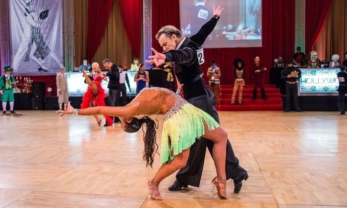 Peak Ballroom Dancing - Ridgefield: Three Private Dance Classes from PEAK Ballroom Dancing (45% Off)