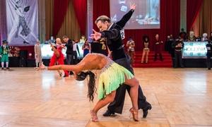 Peak Ballroom Dancing: Three Private Dance Classes from PEAK Ballroom Dancing (45% Off)