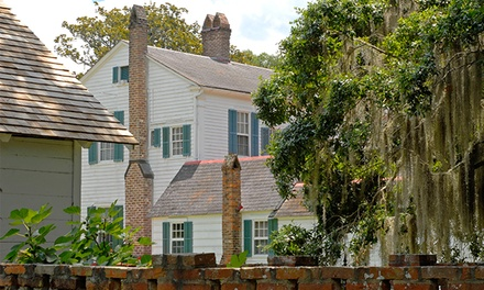 Historical Tour for Two or Four at Hofwyl-Broadfield Plantation (Up to 43% Off)
