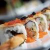 Half Off Dinner at Sushi Rock