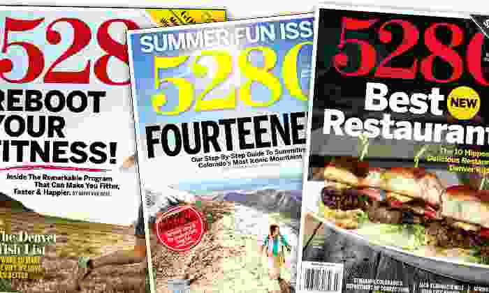 "5280 Magazine - Denver: Subscription for 12 or 24 Issues of ""5280"" Magazine (50% Off)"