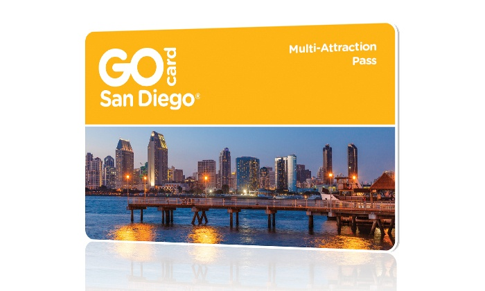 Go City Card: Go San Diego Card All-Inclusive 2-Day Pass includes admission to 40+ attractions for 2 days. Pay Nothing at The Gate.