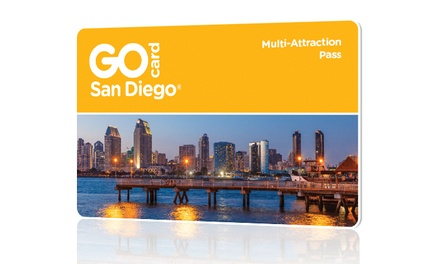 Two-Day All-Inclusive Go San Diego Card Including Free Admission to 40+ Popular San Diego Attractions