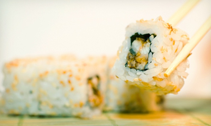 Tians Sushi - Abbotsford: $15 for $30 Worth of Japanese Food at Tians Sushi