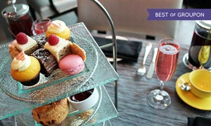 Fairmont Vancouver Airport: CC$75 for Afternoon Tea with Fondue and Sparking Wine For Two at Fairmont Vancouver Airport (CC$150Value