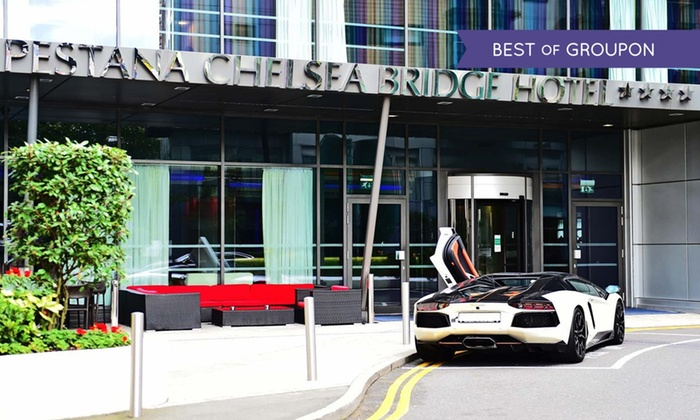 Pestana Chelsea Bridge Hotel Parking