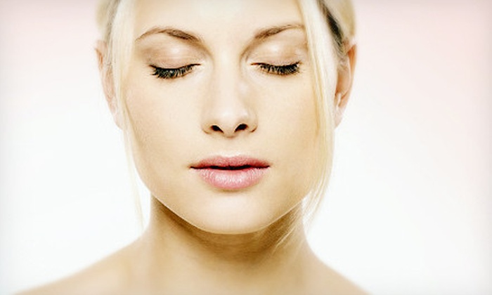 Pink Tanning & Body Spa - Palm Desert: One or Two Diamond-Tip Microdermabrasion Facials at Pink Tanning & Body Spa (Up to 63% Off)