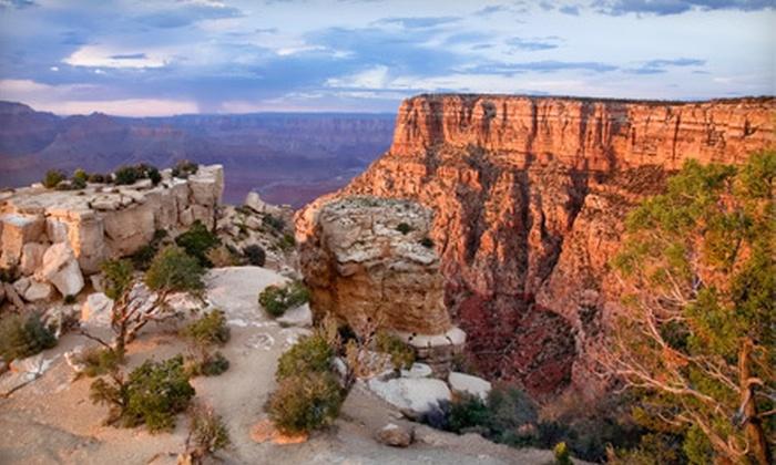 Grand Canyon Tour & Travel - Las Vegas: $89 for a Full-Day Grand Canyon South Rim Bus Tour with Grand Canyon Tour & Travel in Las Vegas ($179.99 Value)