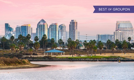 Stay at Best Western Mission Bay in San Diego, with Dates into April