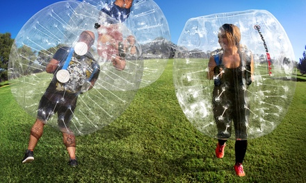 $123 for $250 Worth of Zorbing — BumperBall