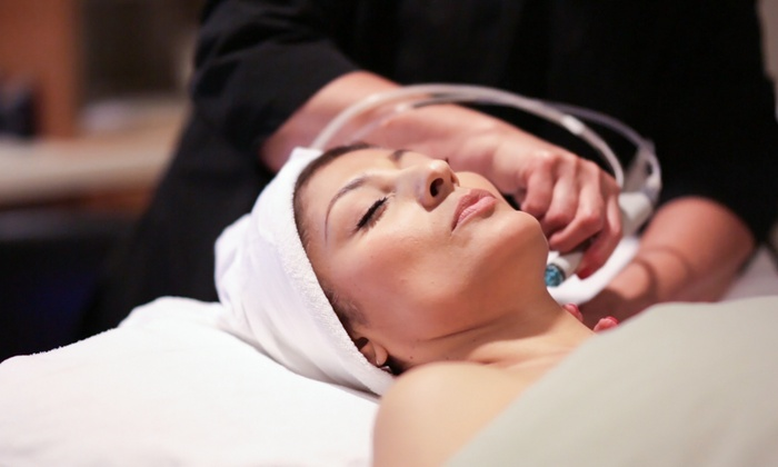 Me Spa - Downtown Naperville: One Image Peel, or Facial Packages with Optional Eye Treatments at Me Spa (34% Off)