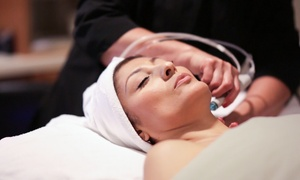 Me Spa: One Image Peel, or Facial Packages with Optional Eye Treatments at Me Spa (34% Off)