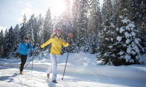 Winding Trails Cross Country Ski Center: Weekday Trail Passes and Ski Equipment for Two or Four (Up to 58% Off)