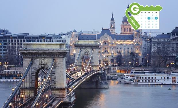 Atlas city hotel a budapest na groupon getaways for Soggiorno budapest
