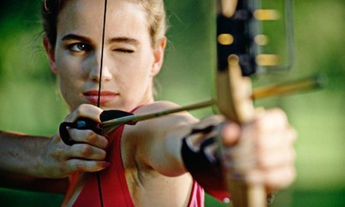 Outdoor Pro Shops, Inc. - East Park Village: Archery Lessons or Outings at Outdoor Pro Shops, Inc. (Up to 85% Off). Four Options Available.