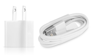 Apple Connector Cable & Wall Chargers