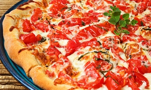 Muncheez Pizzeria: $12 for Four Groupons, Each Good for $5 Worth of Pizzeria Fare at Muncheez Pizzeria ($20 Total Value)