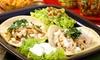 El Taco Loco - North Central: $22 for $40 Worth of Mexican Food for Dinner at El Taco Loco