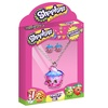 Shopkins Girl's Cupcake Earrings and Pendant Set