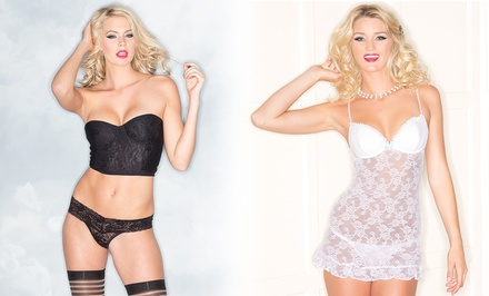 BeWicked Women's Holiday Lingerie from $19.99–$29.99