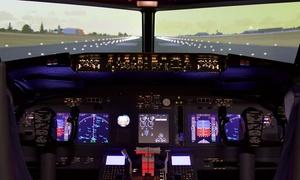 EASY FLIGHT: Séance sur simulateur de vol Boeing 737 pour 1 ou 2 personnes au choix dès 89,90 € avec Easy Flight
