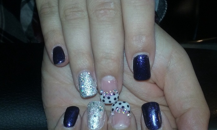 Goddess to Goddess Nail Designs - Reno: Up to 54% Off Gel Manicures at Gretchen Caldwell's Goddess to Goddess Nail Designs at Aplus Hair& Nails