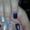 Up to 54% Off Gel Manicures at Gretchen Caldwell's Goddess to Goddess Nail Designs at Aplus Hair& Nails