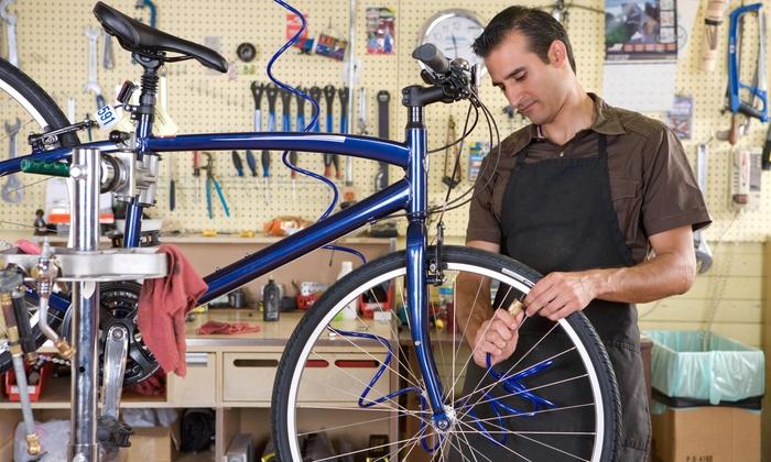 Avant Bicycle Supply - Delavan: Bike Repair at Avant Bicycle Supply (45% Off)