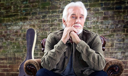 Kenny Rogers – Christmas and Hits Through the Years Tour at Fox Theatre on Saturday, December 6 (Up to 40% Off)