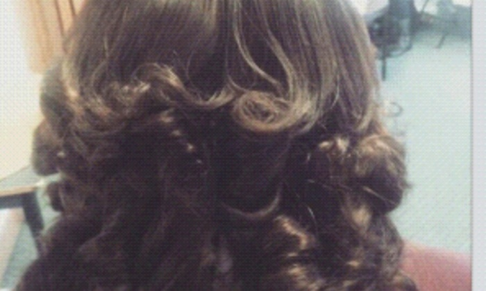 Sade at Vision Salon & Spa - Highland Park: Up to 77% Off Haircut Packages or Sew-In at Sade at Vision Salon & Spa