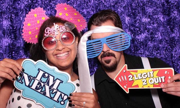 Photo Op Box Photo Booth - Grand Rapids: $50 for $100 Toward Photo-Booth Package from Photo Op Box Photo Booth