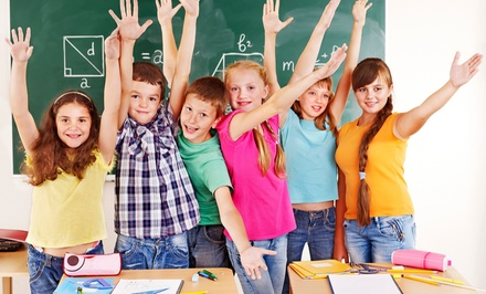 $89 for a Tutoring Package with Skills Assessment and 4 Tutoring Sessions (Up to $375 Value)