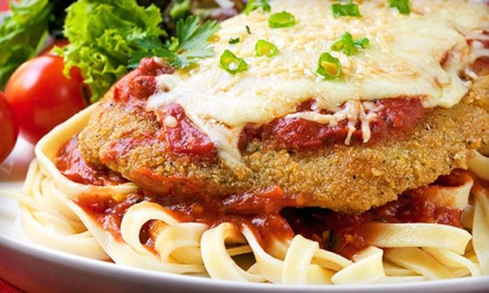 La Piazza Cucina Italiana - Strathmere: $30 Worth of Italian Food
