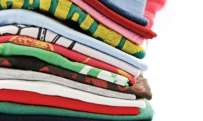 My Laundry Hamper - NORTH KINGSTOWN: $13 for $35 Worth of Laundry with Pick-Up and Delivery from My Laundry Hamper