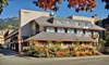 The Listel Hotel Whistler - Whistler, BC: One- or Two-Night Stay for Two with Optional Ice-Bar Experience at The Listel Hotel Whistler in British Columbia