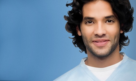 $99 for 12 Low-Level-Laser Hair-Restoration Treatments at Grand Rapids Hair and Skin Center ($975 Value)