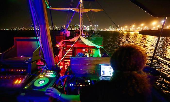 Miami Aqua Tours - Bayside: Pirate's Adventures, Party Boat, or Miami Boat Tour from Miami Aqua Tours (Up to 40% Off)